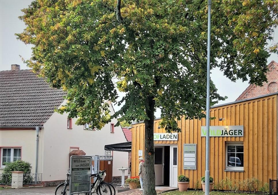 Der WILDJÄGER-Hofladen