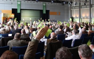 Landesdelegiertenversammlung mit Wahlen