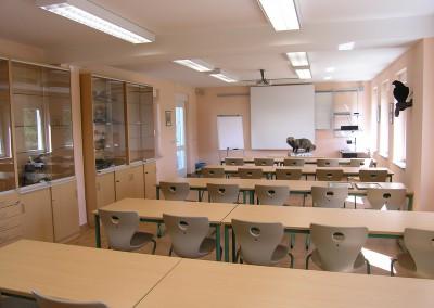 Landesjagdschule Seminarraum