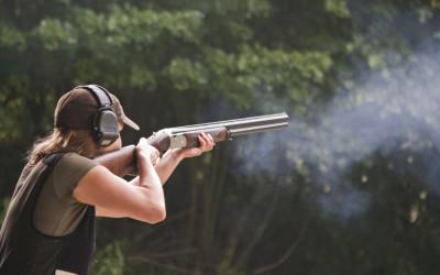 Jäger halten sich fit für die Jagd