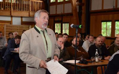 LJVB-Symposium zur Rolle der Hegegemeinschaften