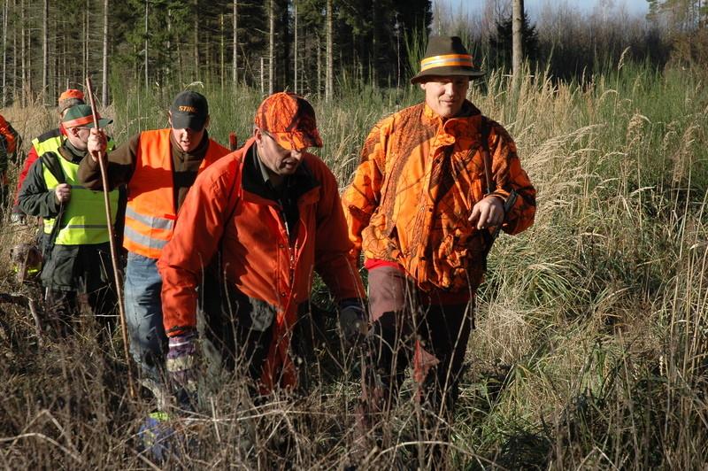 Jäger stellen Strafanzeige gegen Tierrechtler