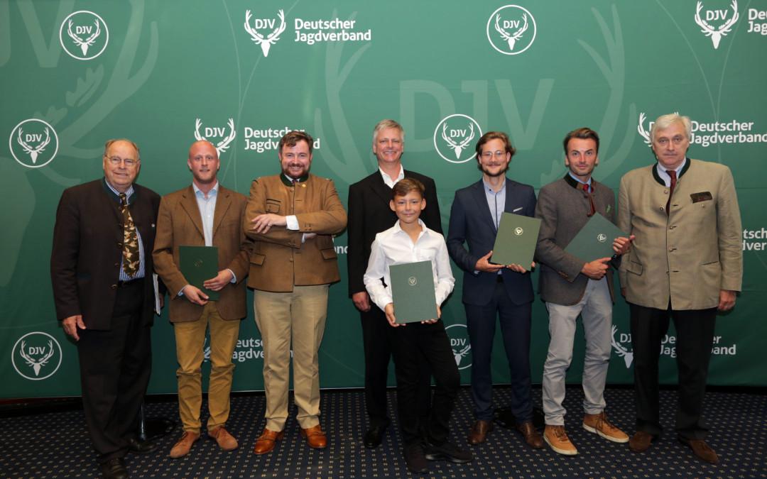 """DJV vergibt Journalistenpreis """"Wildtier und Umwelt"""""""