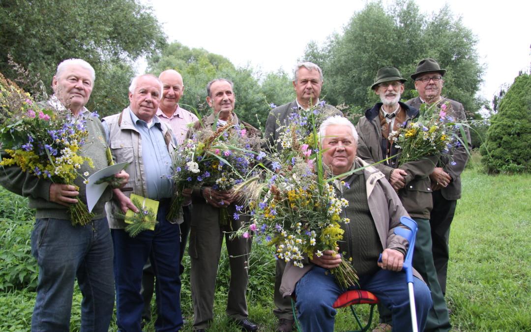 Hegegemeinschaft Rhinluch feierte 20jähriges Jubiläum