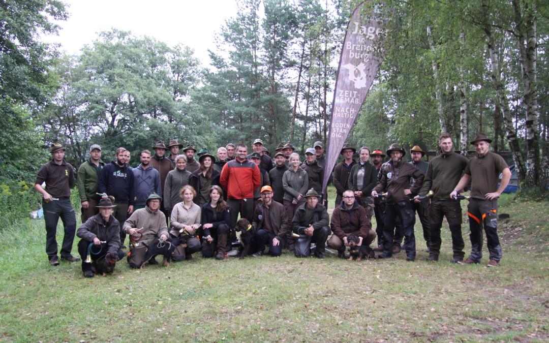Gemeinsam jagen – Grenzen überschreiten