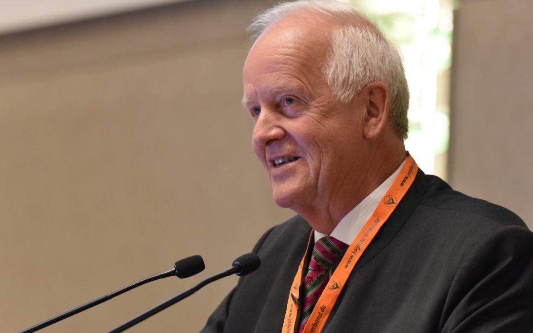 Dr. Volker Böhning ist neuer DJV-Präsident