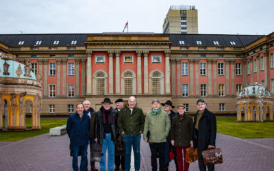 Anhörung der Volksinitiative im Landtag