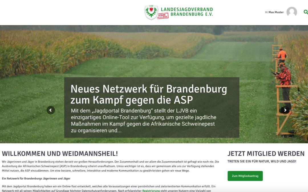 Neues Netzwerk für Brandenburgs Jägerschaft zum Kampf gegen die ASP