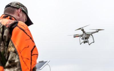 Jetzt noch Kitzrettung per Drohne fördern lassen